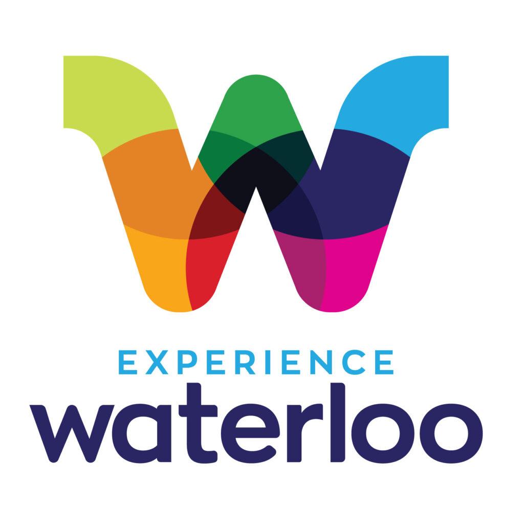 Experience Waterloo logo in color